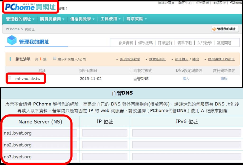 PChome Online 網路家庭-買網址   網域名稱申請與查詢註冊, 免費轉址, 免費DNS代管, Domain Name Registration